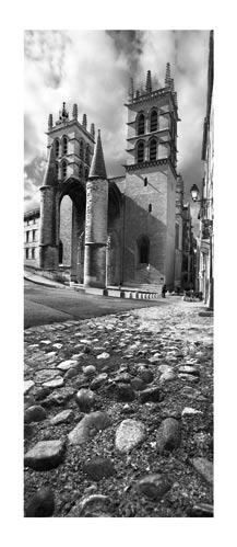 Montpellier - La Cathédrale Saint Pierre